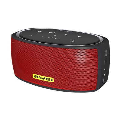 Bluetooth Speaker AWEI (OR) Y210 Red