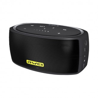 Bluetooth Speaker AWEI (OR) Y210 Black