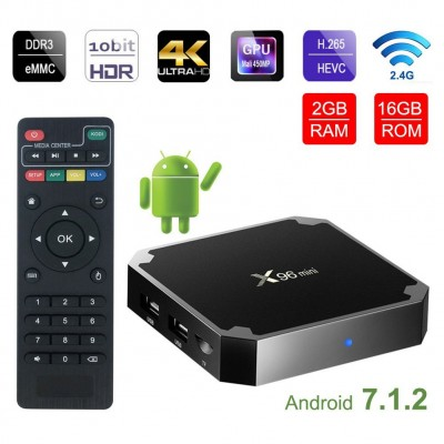 Приставка TV Box Android X96  mini