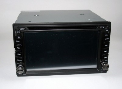 Автомагнитола 2DIN DVD TB Bluetooth 6.2 дюйма