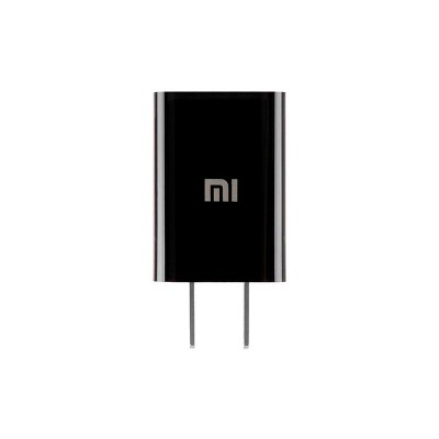 Xiaomi (OR) Home Charger USB 1A Black (CH-P002) (China Pin)
