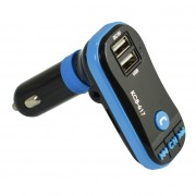 FM модулятор Allison KCB-617 2USB Bluetooth