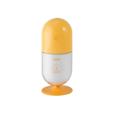 Remax (OR) Capsule Mini Humidifier RT-A500 Yellow (Увлажнитель воздуха)
