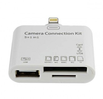Картридер Connection Kit для iPad 4 iPad mini