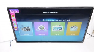 LCD LED Телевизор Comer 32 Smart TV WiFi Android