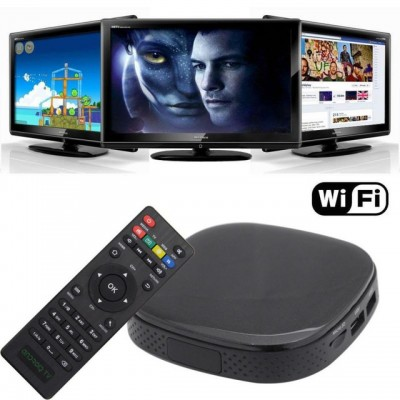 Android Tv Box AT-758